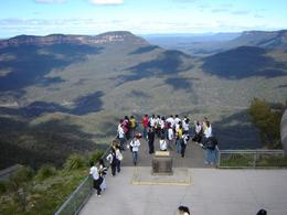 Photo of Sydney Blue Mountains Nature and Wildlife Day Tour from Sydney What a view!!!!