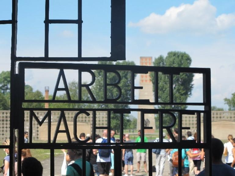 Another poignant image that means so much all for the wrong reasons. - Berlin