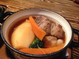 Photo of   Beef soup
