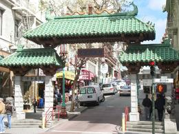 Photo of San Francisco San Francisco Hop-on Hop-off Ticket and Alcatraz Tour Chinatown Gate