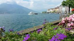Comolake near Bellagio , t f w - July 2013