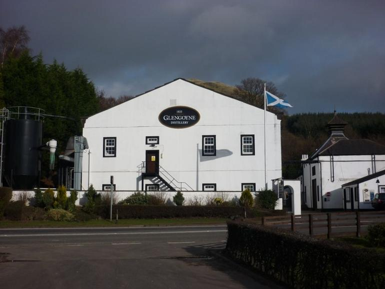 Glengoyne Distillery - Edinburgh