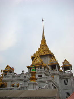 Photo of Bangkok Private Tour: Bangkok Temples including reclining Buddha at Wat Pho Golden Buddha Temple