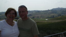 Photo of Florence Tuscany in One Day Sightseeing Tour Happy honeymooners.