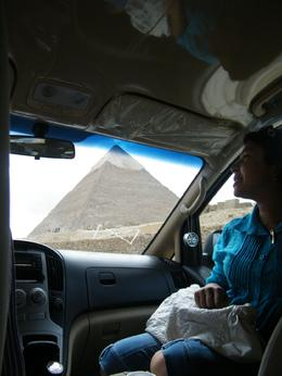 Photo of Cairo Private Tour: Giza Pyramids, Sphinx, Egyptian Museum, Khan el-Khalili Bazaar HORRIBLE GUIDE