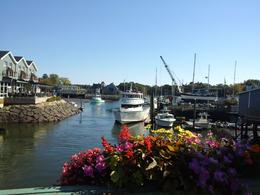 Photo of Boston New England Coastal Tour from Boston Kennebunkport harbour