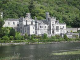 Kylemore Abbey, Connemara: The scenery on the way here was just outstanding - June 2011
