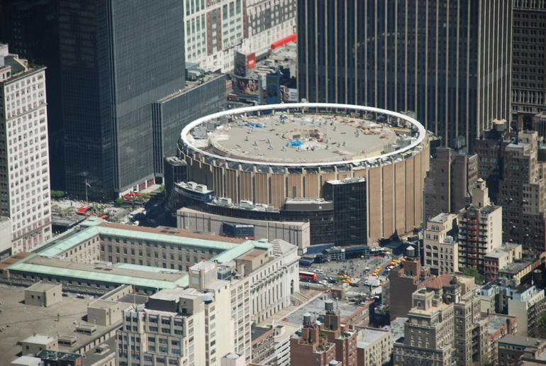 Madison square garden - New York City