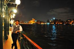 Photo of Cairo Nile River Dinner Cruise in Cairo Nile Cruise at the Maxim