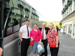 what a great pair, jason the driver was excellent, Paul the tourguide was an encyclopedia of knowledge, humorous and caring, Paul was truly amazing in his planning and the time he gave us to look..., Trudie O - May 2011