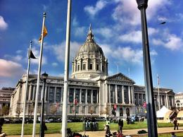 City Hall in San Francisco , Amy - June 2013