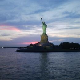 Photo of New York City New York Dinner Cruise Simply.. Liberty