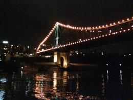 Photo of Brisbane Brisbane River Dinner Cruise The Bridge at Night