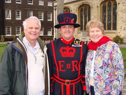 Touring the Tower and London and seeing the Crown Jewels... priceless , David K - January 2016