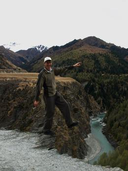 Photo of Queenstown Skippers Canyon 4WD Tour from Queenstown Wolfie on the Edge!