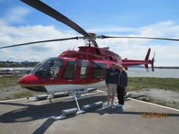Photo of San Francisco San Francisco Vista Helicopter Tour Anniversary date