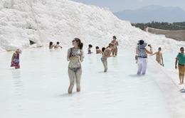 Photo of Izmir Pamukkale and Hierapolis Calcium