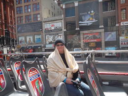 Photo of New York City New York City Hop-on Hop-off Tour Cold but fun.