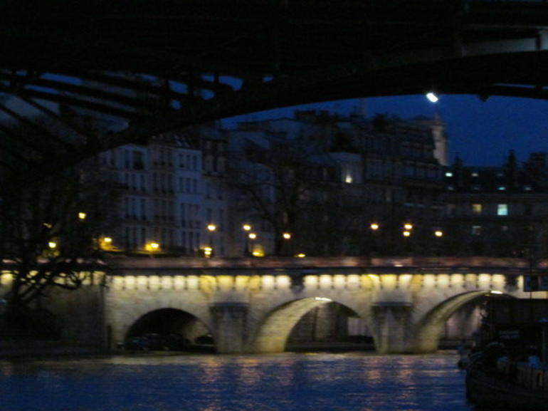 Eiffel Tower Seine River Cruise And Paris Illuminations Night Tour