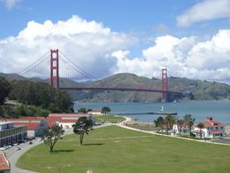 Photo of San Francisco San Francisco Hop-on Hop-off Ticket and Alcatraz Tour Golden Gate Bridge