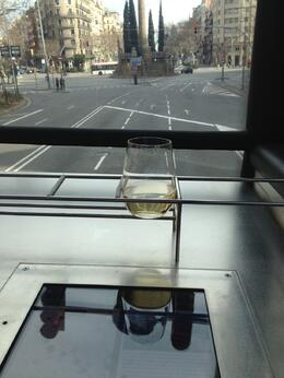 Photo of Barcelona Barcelona Gourmet Tapas Dinner on a Deluxe Glass-Roof Bus Gourmet Bus1.jpeg