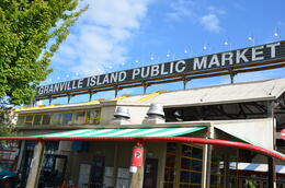 Photo of Vancouver Vancouver Trolley Hop-on Hop-off Tour Granville Island