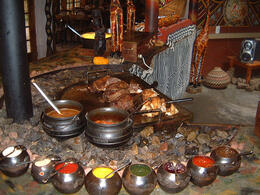 Photo of   Lesedi Cultural Village Cuisine