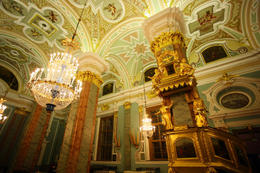 Photo of   Peter and Paul Cathedral, St Petersburg