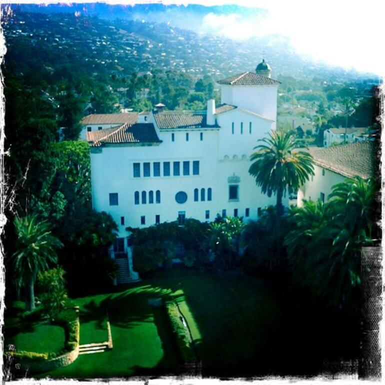 Santa Barbara Courthouse - USA