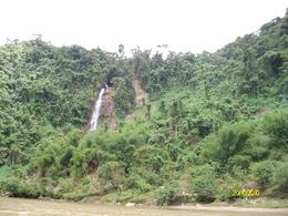 Waterfall on the way to the village, Roger A - October 2010