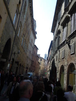 Streets of Siena , Luanne H - May 2011