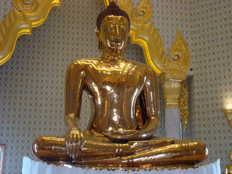 The Golden Buddha - Bangkok