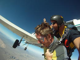 Photo of Las Vegas Las Vegas Tandem Skydiving The Groom