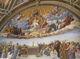Photo of Rome Skip the Line: Vatican Museums, Sistine Chapel and St Peter's Basilica Half-Day Walking Tour Tour of the inside of the Vatican.jpg