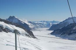 Photo of Lucerne Jungfraujoch Top of Europe Day Trip from Lucerne Up on top