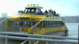 Photo of New York City New York Harbor Hop-on Hop-off Cruise including 9/11 Museum Ticket Water taxi