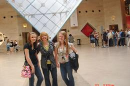 The Louvre was better than expected. Even the teens were fascinated and enjoyed it. , AnonymousJack - May 2011