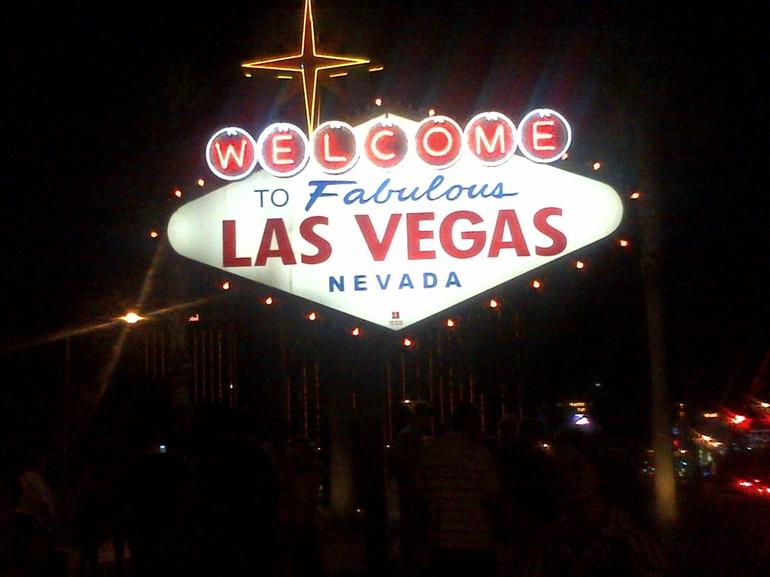 and quot;Welcome to Las Vegas and quot; Sign - Las Vegas