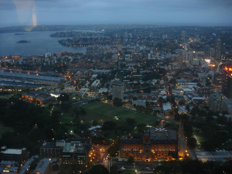 City Views, Sydney Tower restaurant - Sydney