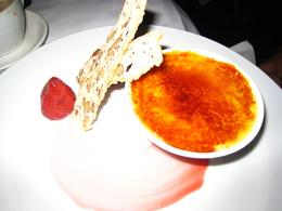 Photo of Sydney Sydney Tower 360 Bar and Dining Creme Brulee