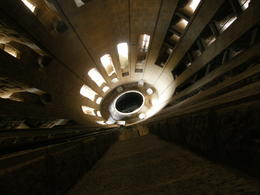 Photo of Barcelona Skip the Line: Barcelona Sagrada Familia Tour Downward spirals