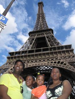 Photo of Paris Paris City Tour, Seine River Cruise and Eiffel Tower Eiffel Tower with the Kids