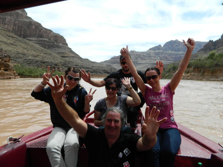 Fun on the colorado river cruise - Las Vegas