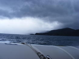 Cold front forcing through at the Great Southern ocean , JENNIFER T - March 2012