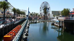 Photo of Las Vegas Las Vegas to Anaheim Multi-Day Tour Including Disneyland and California Adventure Hopper Pass Get ready for takeoff!