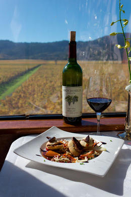 Photo of San Francisco Napa Valley Wine Train with Gourmet Lunch and Transport from San Francisco Grgich-Hills-Heritage-Lunch-5190.jpg