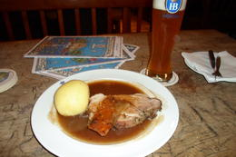 Photo of   Hofbrauhaus speciality