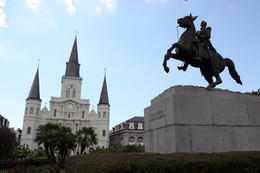 Photo of New Orleans Garden District Walking Tour Jackson Square
