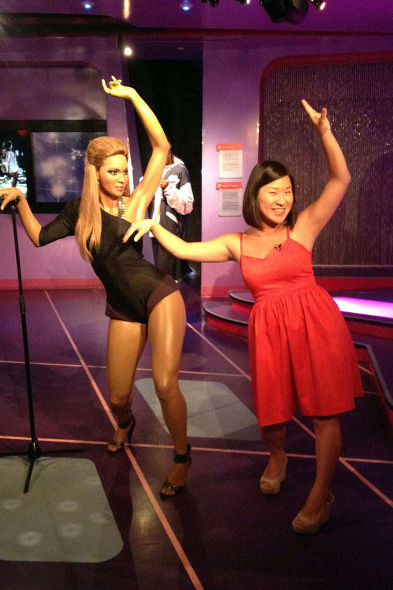 Madame Tussauds Hollywood - Los Angeles