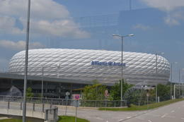 Allianz Arena, home of FC Bayern Munich , Fabio M - June 2013